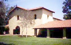 Mission San Fernando Rey de Espana, Mission Hills, San Fernando, California